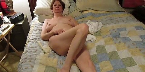 Hairy Julie spreading