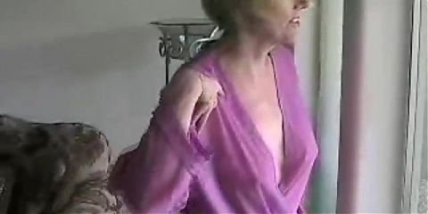 Exclusive Footage Of A Granny Slut Wife