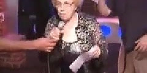 81 year old granny gets spanked on the Howard Stern Show