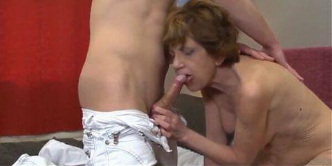 Hungarian Older Woman Raquelle Great Sucks