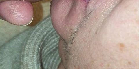 granny sucks – cum in grandmas mouth