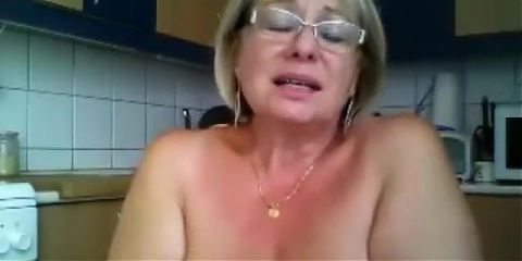 Granny homemade squirt