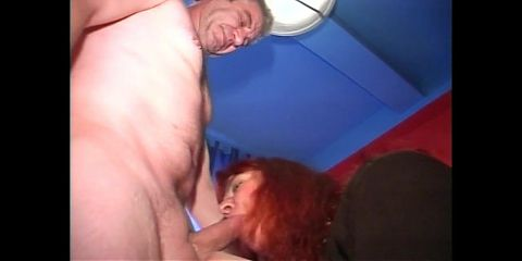 BBW Milf fucks the construction worker as payment